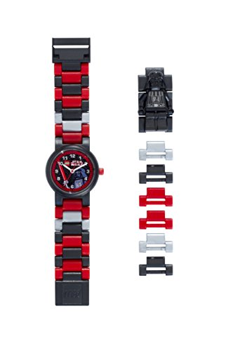 Lego Kids Analogue Quartz Watch with Plastic Strap 8020417 from LEGO