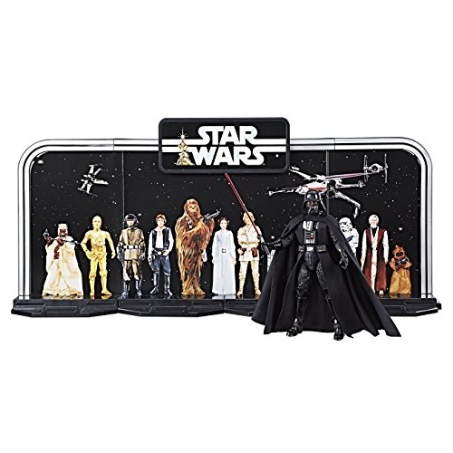 Star Wars The Black Series 40th Anniversary Legacy Figure Pack from Star Wars