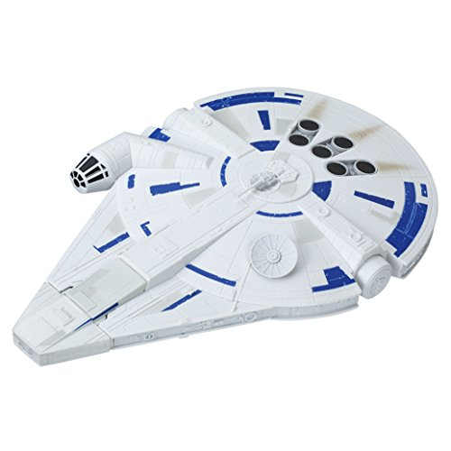 Star Wars E0764EU4 Force Link 2.0 Millennium Falcon with Escape Craft from Star Wars