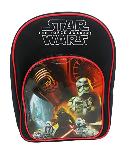 Star Wars Episode 7 Rule the Galaxy Backpack, Black from Star Wars