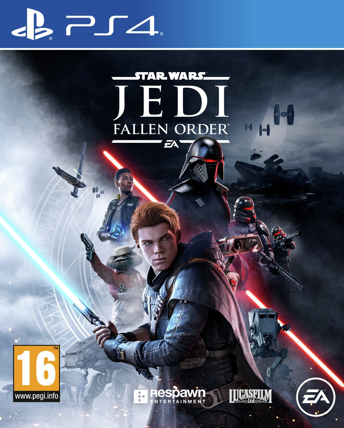 Star Wars Jedi Fallen Order PS4 Pre-Order Game from Star Wars