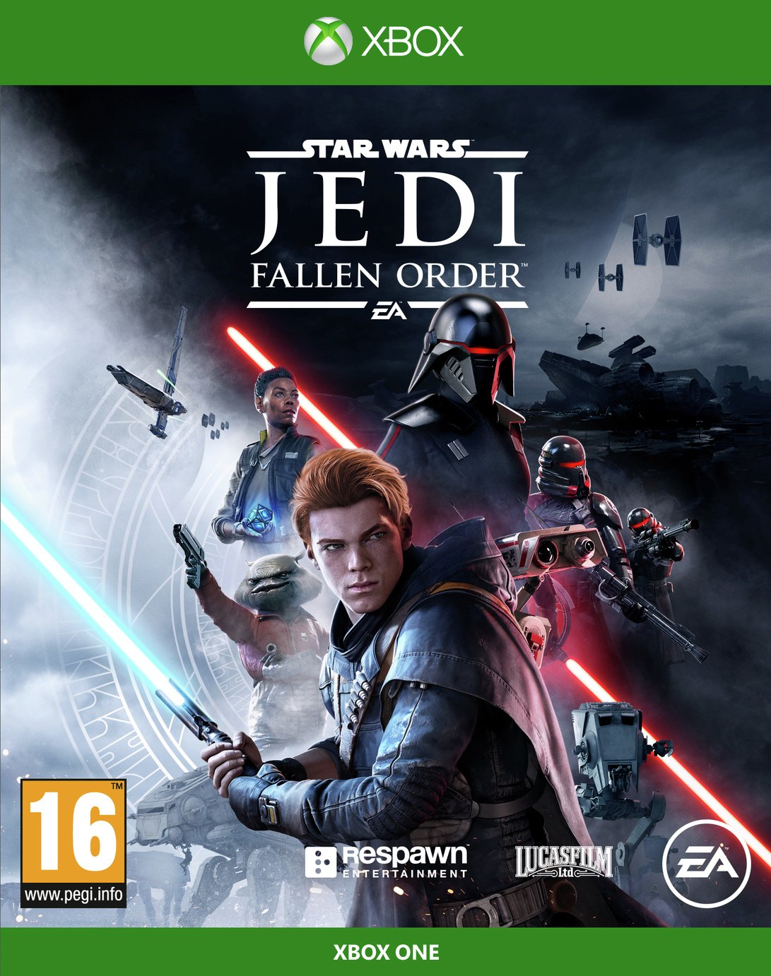 Star Wars Jedi Fallen Order Xbox One Pre-Order Game from Star Wars