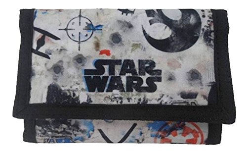 Star Wars Rogue one Wallet Coin Pouch, 13 cm, Black from Star Wars