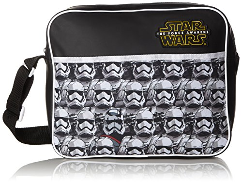 Star Wars TMSTAR001042 34 cm Episode 7 Crush the Resistance Courier Messenger Bag from Star Wars