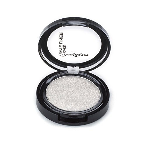 Silver Cake eye liner. A wet and dry use pressed powder cake eye liner. from Stargazer