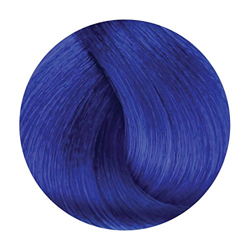 Stargazer Coral Blue Conditioning Semi Permanent Hair Dye, vegan cruelty free direct application hair colour from Stargazer
