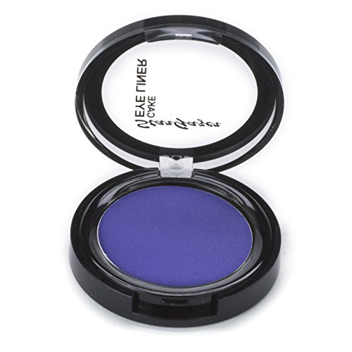 Violet Cake eye liner. A wet and dry use pressed powder cake eye liner. from Stargazer