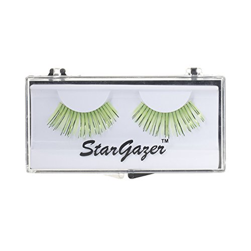 Stargazer False Eye Lashes style 7, synthetic lash pair includes glue. from Stargazer