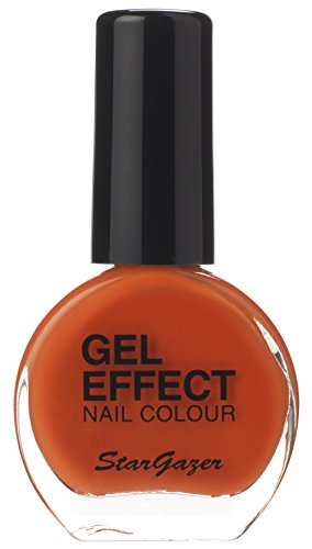 Gel Effect Nail Polish in Tangy. Get that professional manicure look at home with an easy to apply polish extremely long lasting polish. from Stargazer