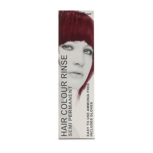 Stargazer Semi-Permanent Hair Colour Dye x 2 Packs Eggplant Brown from Stargazer