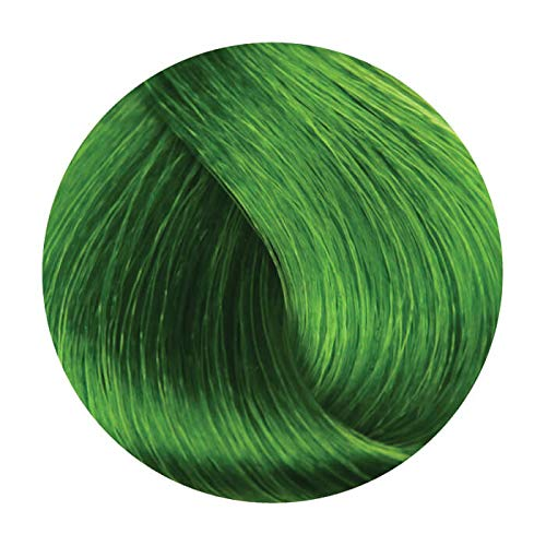 Stargazer UV Green Semi Conditioning Semi Permanent Hair Dye, vegan cruelty free direct application hair colour from Stargazer