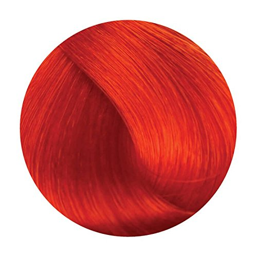 Stargazer UV Red Conditioning Semi Permanent Hair Dye, vegan cruelty free direct application hair colour from Stargazer