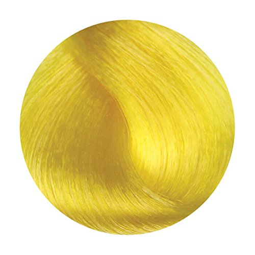 Stargazer Yellow Semi Permanent Hair Dye, conditioning vegan cruelty free direct application hair colour from Stargazer