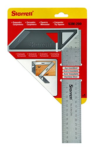Starrett K53M-200-S Try Square from Starrett