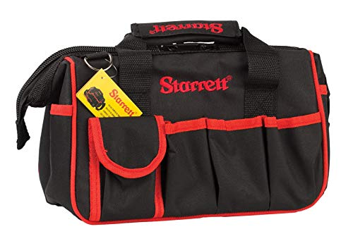 Starrett BGS Small Tradesmans Tool Bag, 300mm x 170mm x 220mm from Starrett