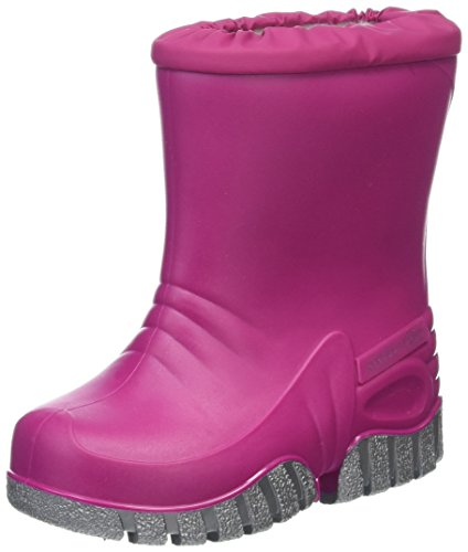 Start-rite Girls Baby Mud Buster Wellington Boots, Pink (Pink_6), 8.5 Child UK from Start-rite
