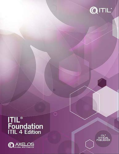 ITIL foundation from Stationery Office