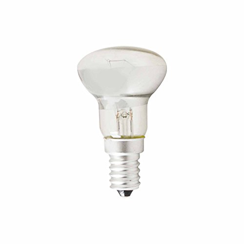 30 Watt Small Edison Screw Cap Incandescent R39 Reflector Spot Bulb, Pack of 5 from Status