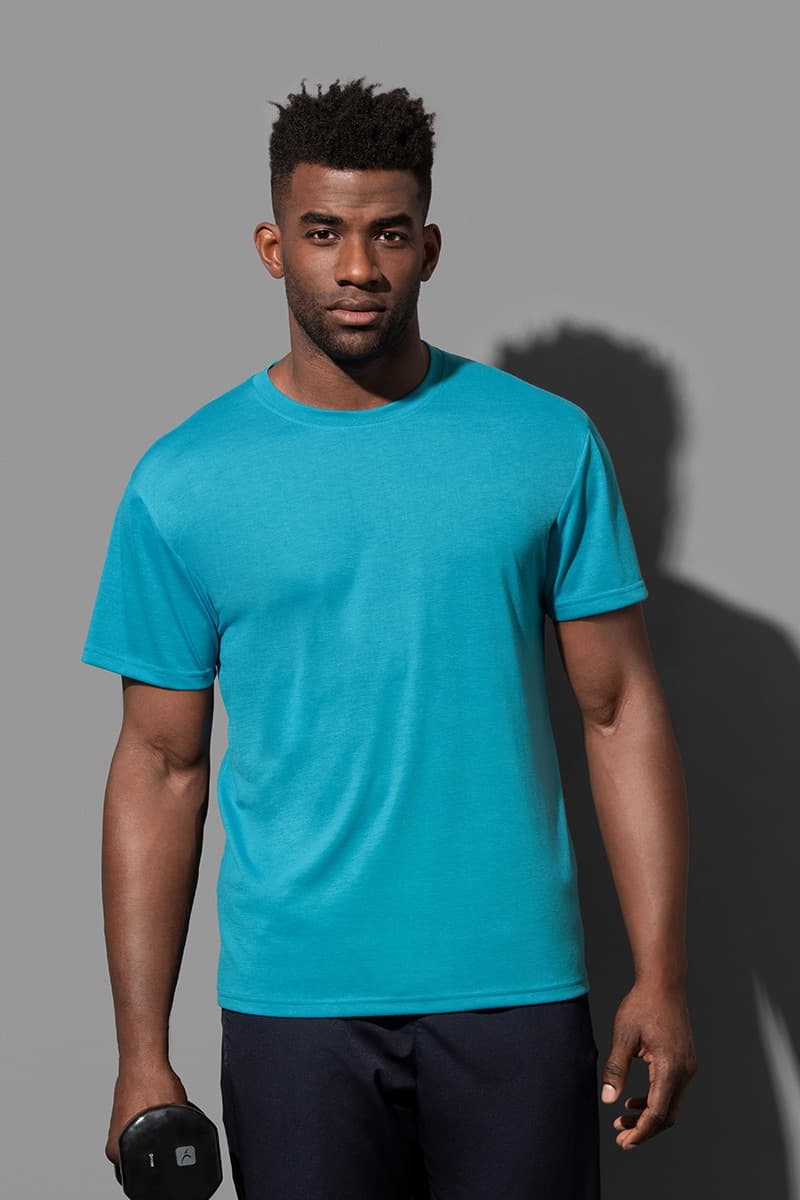 Active Cotton Touch (Crew neck T-Shirt) from Stedman