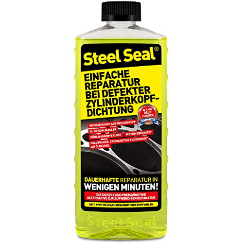 Steel Seal Blown Cylinder Head Gasket Fix Repair Sealer Award Winning from Steel Seal