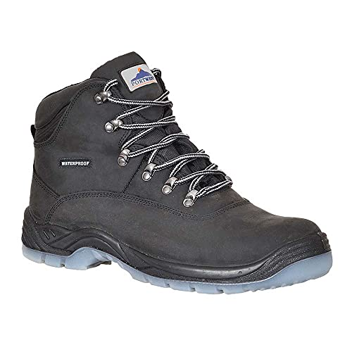 Leather All Weather Boot Trainer Breathable Waterproof Toecap Midsole 5 - 13 [8] from Steelite