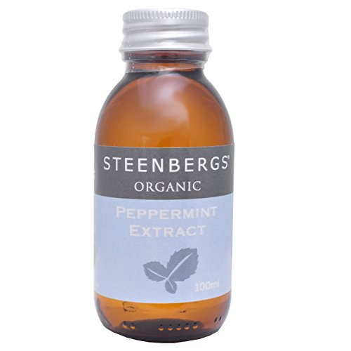 Steenbergs Organic Peppermint Extract 100ml from Steenbergs