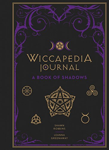 Wiccapedia Journal: A Book of Shadows (Modern-Day Witch) from Sterling
