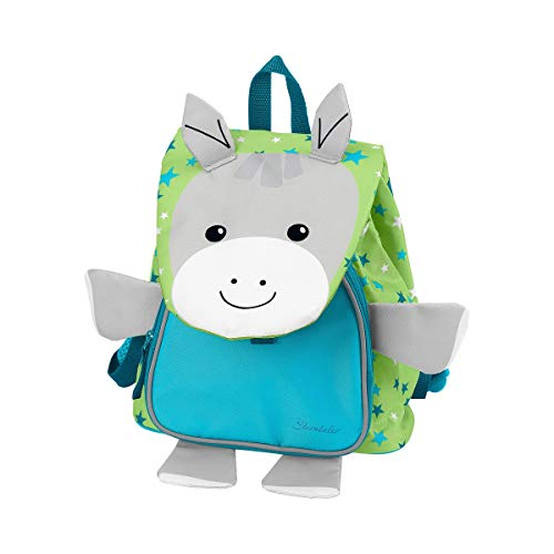 Sterntaler Functional Backpack, Erik the Donkey, Age: Children from 3 years upwards, Multicoloured from Sterntaler
