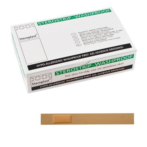 Sterostrip Hypo-allergenic Washproof Plasters - Finger Extension 15cm x 2cm (x50) from Steroplast