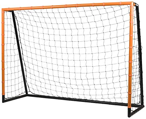 Stiga Kids' FB Goal Scorer Football, Orange/Black, 210 x 150 x 70cm from Stiga