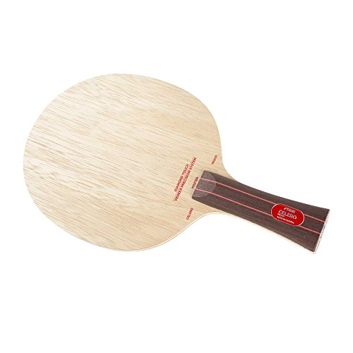Stiga Unisex's Celero Wood Diamond Touch Classic Grip 5-ply Blade, Tree, One Size from Stiga