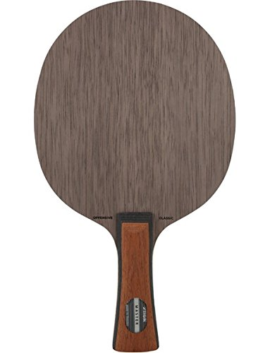 Stiga Unisex's Classic Master Grip Lightweight 5-ply Offensive Blade, Tree, One Size from Stiga