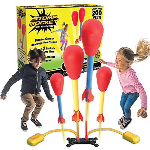 Stomp Rocket 20888 Duelling Kit (Multi-Colour) from Stomp Rocket
