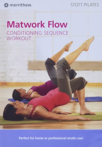 Matwork Flow Conditioning Sequence Workout from Stott Pilates