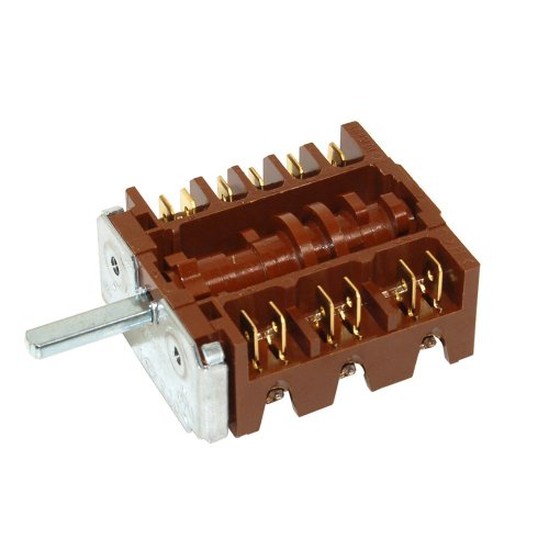 Hotplate Selector Switch for Stoves Cooker Equivalent to 163100005 from Stoves