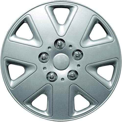 "15"" Hurricane Car Wheel Trims from Streetwize"