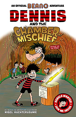 Dennis and the Chamber of Mischief (Beano) from Studio Press