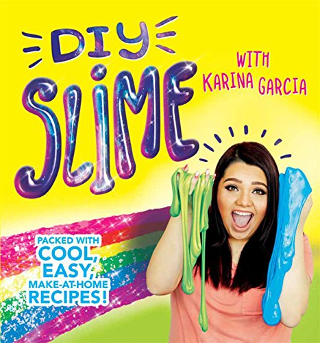Karina Garcia's Diy Slime from Studio Press