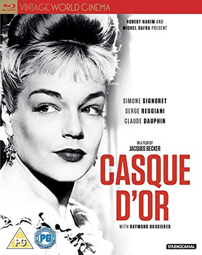 Casque D'Or [Blu-ray] [1952] from Studiocanal