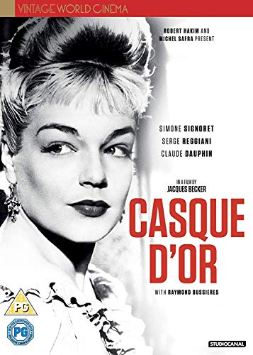 Casque D'Or [DVD] [1952] from Studiocanal