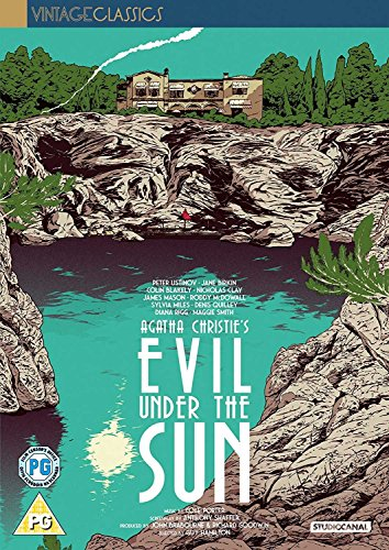 Evil Under The Sun [DVD] from Studiocanal
