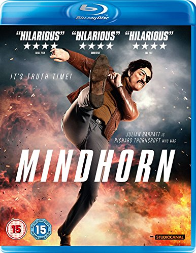 Mindhorn [Blu-ray] [2017] from Studiocanal