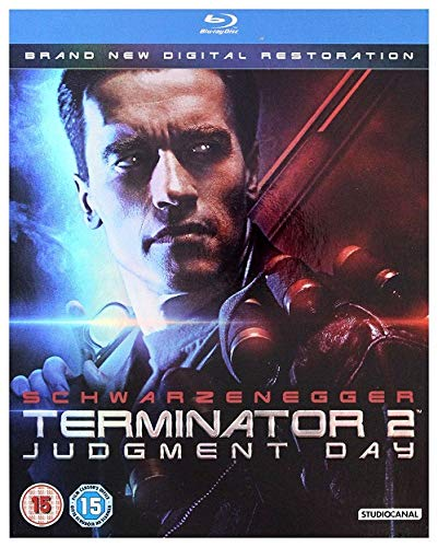 Terminator 2 [Blu-ray] [2017] from Studiocanal