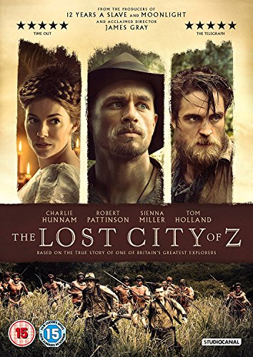 The Lost City Of Z [DVD] from Studiocanal