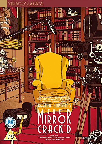 The Mirror Crack'd [DVD] from Studiocanal
