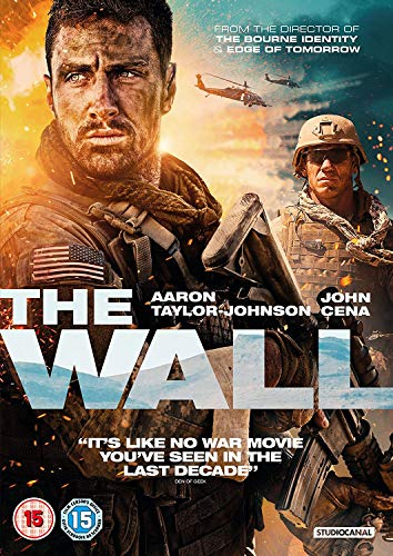 The Wall [DVD] [2017] from Studiocanal