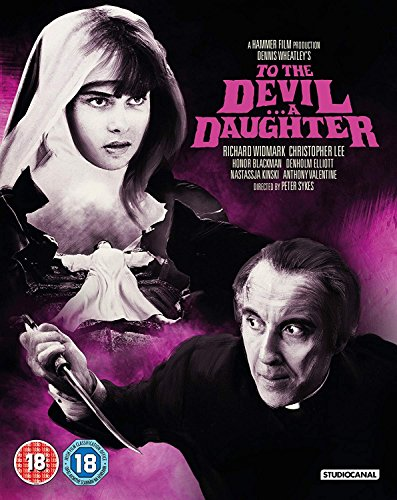 To The Devil A Daughter (Doubleplay) [Blu-ray] from Studiocanal
