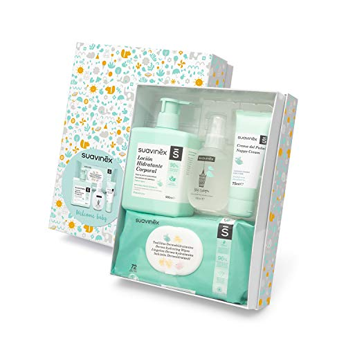 SUAVINEX Layette Cosmetics for Bebe Blue from Suavinex