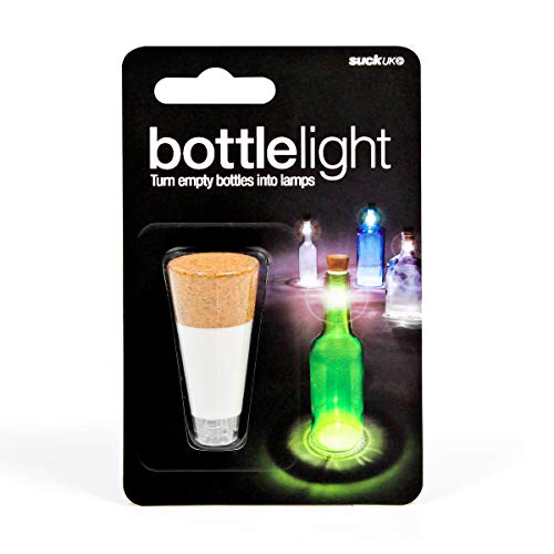 SUCK UK Official Rechargeable Bottle Light from Suck UK