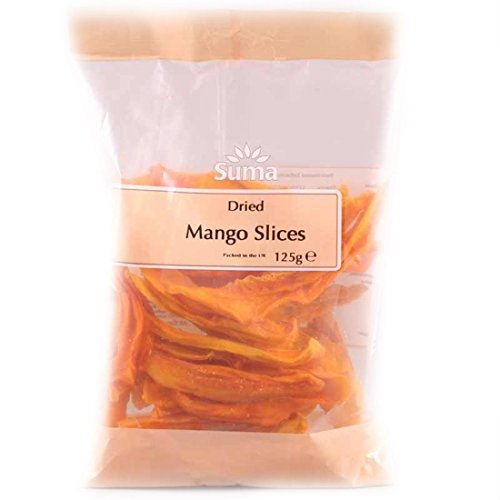 Suma Prepacks | Mango Slices | 1 x 125g from Suma Prepacks